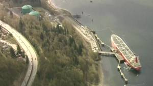 Trans Mountain pipeline battle back in court