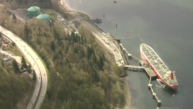 B.C. argues it cannot stop Trans Mountain pipeline expansion, but it can protect environment