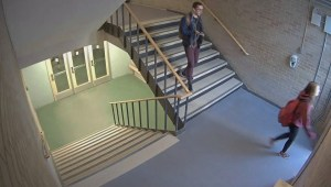Surveillance video shows U of W robbery and foot chase