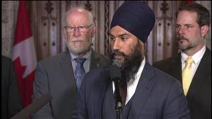 Singh calls on government to stand up to 'bully' Donald Trump on NAFTA