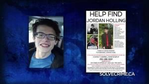 Crime Stoppers: Jordan Holling