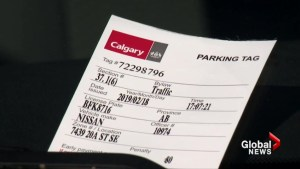 Calgarians parked in snow route ticketed despite street not plowed