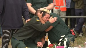 New Zealand shooting: Emergency responders tell of harrowing scenes during mosque attack