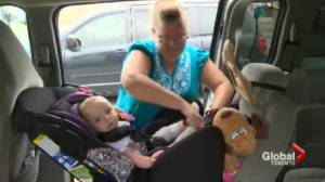 Warning for Parents: Third Party products for your child's car seat could be dangerous.
