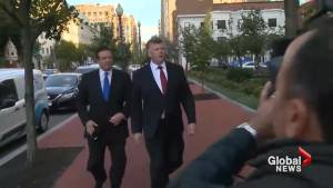 Ex-Trump campaign manager Paul Manafort turns himself in to the FBI