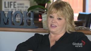 Fatal car crash survivor lives with nightmares, guilt