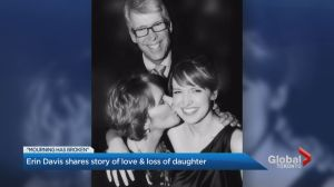 Erin Davis speaks out about reclaiming happiness after devastating loss of her daughter