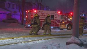 Investigation continues into explosion in southeast Calgary