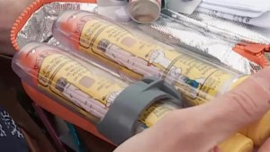 Rising EpiPen costs leaving U.S. patients feeling the pinch