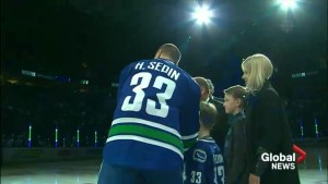 Chat with Squire: Sedin's retire after 18 seasons