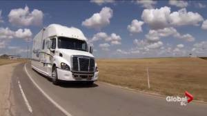 Nutrition tips for long distance truck drivers