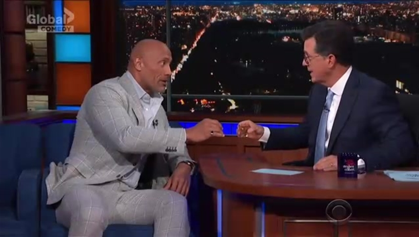 The Rock reveals why he's delaying his USA  presidential bid