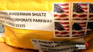 Photo obtained of suspicious package addressed to actor Robert De Niro