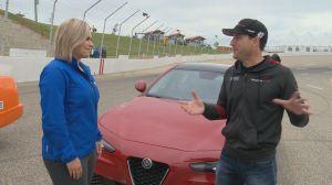 LP Dumoulin on what to expect during  Saskatoon NASCAR stop