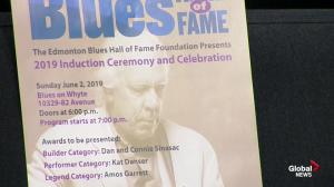 Edmonton's Blues Hall of Fame 2019 Inductees