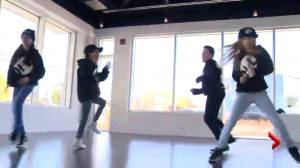Justin Bieber picks West Island dancers