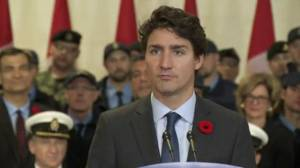 'The federal government can and must do more;' Trudeau on mental health care crisis