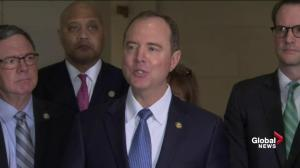 Majority has opened investigation into FBI, Department of Justice: Adam Schiff