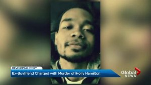 Ex-boyfriend of woman found dead in Hamilton charged with 2nd-degree murder