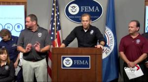 Hurricane Florence: FEMA warns 'don't let your guard down' as storm now category two