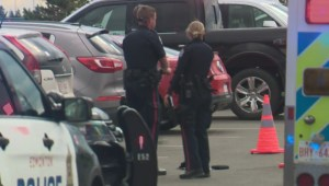Police investigate shooting in south Edmonton parking lot