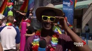 Vancouver's 40th annual Pride Parade kicks off