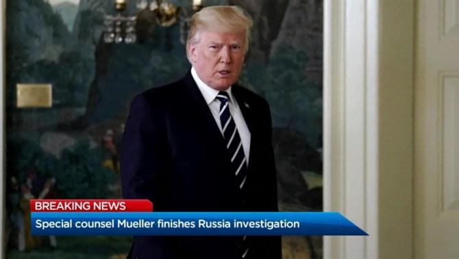 Here's how Robert Mueller's report was delivered to Congress