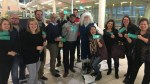 WestJet delivers Christmas surprise to Edmonton passengers