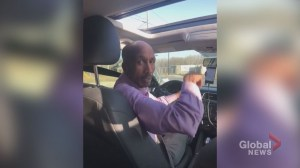 Uber under fire after video surfaces of alleged assault on Calgary mother