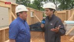 Habitat for Humanity Women Build: How the homes are built