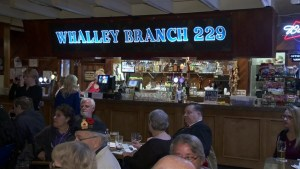 Last Remembrance Day before Whalley Legion undergoes renovation
