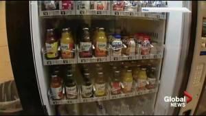 Chocolate milk, juice to be no longer sold at N.B. schools