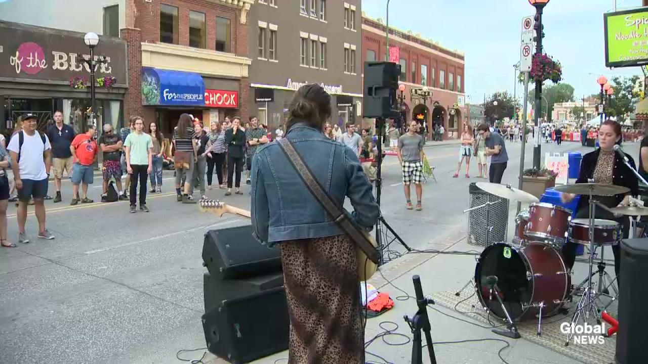 Celebrate Canada Day with Osborne Village's street festival