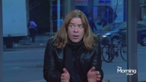 Great Big Sea's Alan Doyle talks about his new book