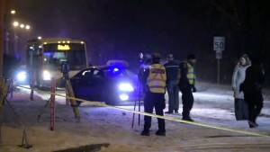 Pedestrian fatally struck by bus in Boucherville