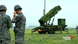 Japan holds PAC-3 military drill in U.S. base hours after North Korea's missile launch