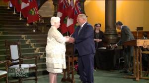 Doug Ford sworn in as 26th premier of Ontario
