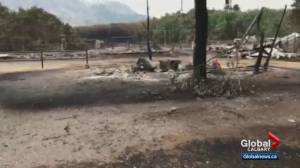 'Devastated': Waterton Alpine Stables destroyed in fire