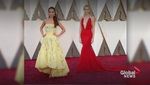 The best and worst dressed at the 88th Academy Awards