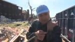 Injured Gatineau man describes moments tornado hit