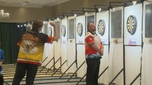 NATIONAL YOUTH DART CHAMPIONSHIP- PKG