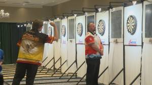 Saskatoon plays host to 2019 Youth National Darts Championship