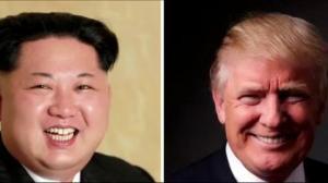 The bizarre circumstances around Trump/Kim meeting