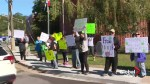 Protests held in Annapolis Valley after medical marijuana dispensaries raided