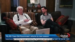 'My 90-Year-Old Roommate' returns