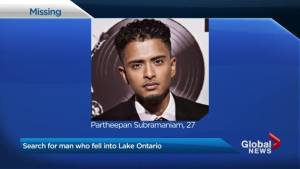 Search continues for man who fell off boat in Lake Ontario