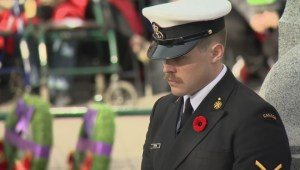 Vancouver pauses to honour the sacrifice of Canadian veterans on Remembrance Day
