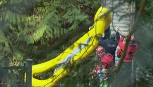 Teen dies at Lynn Canyon