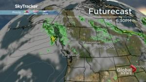 BC Evening Weather Forecast: Aug 20
