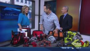 Chris Palmer talks tools for dad